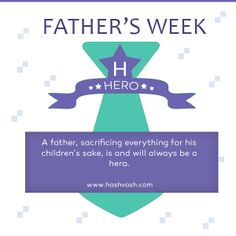 Explaining the letter 'H', from the word FATHER. Celebrating Fathers week.  A Father will always remain a Hero.  #fathersday #hashvash #fathersday2014 www.hashvash.com Fathers, Wish, Everything, Hero, Lettering, Words, Dads, Parents, Calligraphy