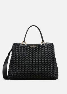 fc62d52b3898 Bags  Shoppers Women by Armani - 1 Armani Quilt