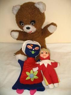 Retrogalerie: Hračky — Retro — Česká televize Elf On The Shelf, Retro, Teddy Bear, Ol Days, Toys, Holiday Decor, Animals, Vintage, Activity Toys