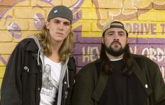 The Jay and Silent Bob series: Clerks, Mallrats, Chasing Amy, Dogma  Jay and Silent Bob Strike Back, & Clerks II