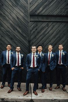 This is must see web content. Visit the webpage to learn more on navy groomsmen suits. Check the webpage to learn Groomsmen Attire Navy, Groom And Groomsmen Style, Bridesmaids And Groomsmen, Groom Style, Groomsmen Attire Fall Wedding, Navy Suit Groom, Grooms Men Attire, Fall Wedding Tuxedos, Navy On Navy Suit