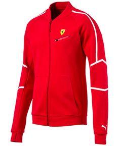 Puma Men's Ferrari Track Jacket | macys.com