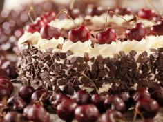 Torta Selva Negra en tres pasos