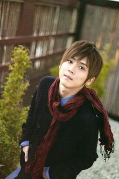 Kaji Yuki <3 LOOK AT THAT CUTE FACE!