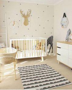 Gender Neutral Kid Room Decor Idea (87)