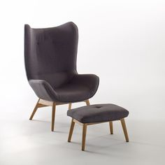 Office Kit, Mid Century House, Egg Chair, Mid Century Furniture, Old And New, Decoration, Accent Chairs, Armchair, Dining Chairs