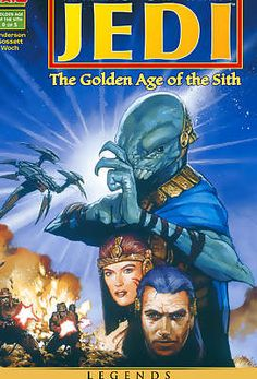 Star Wars - Jedi: The Golden Age of the Sith. Read marvel comic book online @ SuperComics.io
