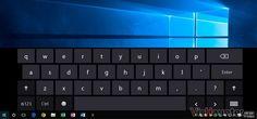 Cómo mantener visible la barra de tareas usando el teclado en pantalla de Windows 10 -  Si eres de los que aprovecha las funcionalidades táctiles del sistema operativo seguramente te habrás encontrado con este problema. Veremos cómo fijar la barra de tareas cuando estés usando el teclado en pantalla de Windows 10. El problema al que me refiero es realmente simple que más que un problema es una incomodidad. Cuando abres []  La entrada Cómo mantener visible la barra de tareas usando el teclado…