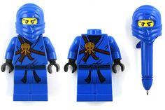 LEGO Ninjago Retractable Pens - party favor idea