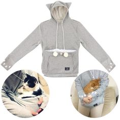 Um. You can call me a cat lady. It won't hurt my feelings. This looks awesome. :D