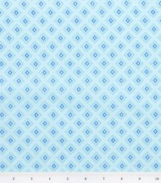 Keepsake Calico Fabric- Sweet & Sassy Diamond Blue : quilting fabric & kits : fabric :  Shop | Joann.com