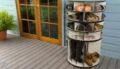 He Builds The Best Shoe Organizer Ever. When You See What It Could Do, You'll Be Stunned… - NewsLinQ