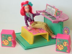 oh #jem #jem and the holograms #doll #80s