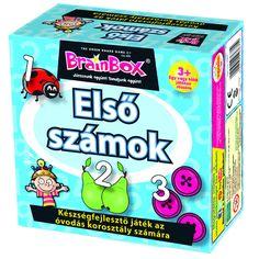 Brainbox-Az első számok | Pandatanoda.hu Játék webáruház
