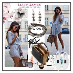 """""""Lizzy James"""" by lip-balm ❤ liked on Polyvore featuring Lizzy James, Pierre Hardy, Marni, KOON, Elizabeth Arden and lizzyjames"""