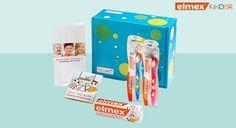 Elmex Themenpakete für Kinder zu gewinnen
