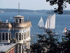 Port Townsend makes a great day or weekend trip.  It's a seaside Victorian town with great shops and festivals. Check it.