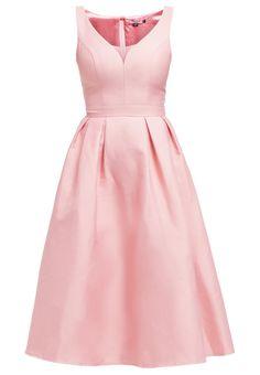 Chi Chi London MORGAN - Vestito elegante - salmon pink - Zalando.it