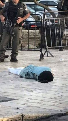 .Occupied Palestine today...a 16 year old child.....shot in the back MyLai Vietnam massacre 1968.... Every Day is a MyLai in Palestine