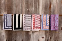 New Tabletop. Napkins. Dishtowels. Tablecloths shop.kerrycassill.com