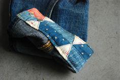 Patchwork Dress, Denim Fashion, Indigo, Toms, Stitch, Sewing, Sneakers, Blue, Denim Style