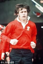 Barry John - Rugby Union.