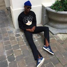"Simon NNdjock | SAU inspiring on Instagram: ""We all need to wear the Kiminte Kimhekim's new collection 진짜"""