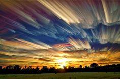 Fotografia com Time-lapse