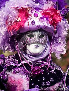 Venetian Carnival, Paris