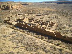 Chetro Ketl Holds the Key to Tree-Ring Dating Anasazi Great Houses: Chetro Ketl, Great House Site in Chaco Canyon