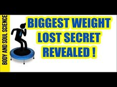 BIGGEST WEIGHT LOSS SECRET REVEALED I Lymphatic system drainage using rebounding - YouTube