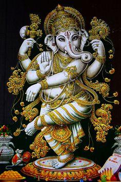 Lord Ganesh (by baxsyl)