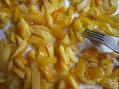 Make your own home-made mixed peel.