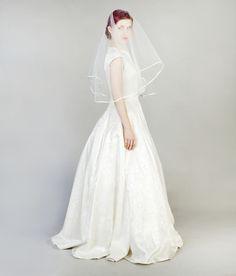 Brautkleider - I.V.Y wedding dress - ein Designerstück von Femkit4Brides bei DaWanda