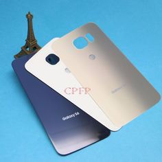 A+ Quality Back Door Battery Cover For Samsung Galaxy S6 G920A AT&T W/Tape…