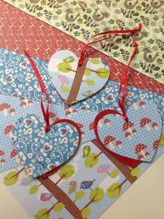 DIY easypeasy Geschenk-Anhänger basteln…