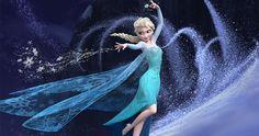 Obtuve Elsa en la trivia ¿Eres Anna o Elsa? |