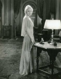 Hollywood Fashion, Hollywood Style, Classic Hollywood, Ann Harding, Silent Film Stars, Classic Actresses, Vintage Pictures, Vintage Beauty, 1930s