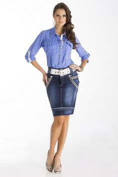 look da moda jeans evangelica