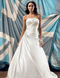 Wedding Dresses by Amanda Wyatt | Confetti.co.uk