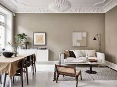 design trends 2021 - Google Search Beige Walls, Design Trends, Fall Weather, Munich, Continue Reading, Pretty, Warm, Living Room, Brown