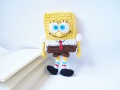 Crocheting: Amigurumi SpongeBob Pattern $5