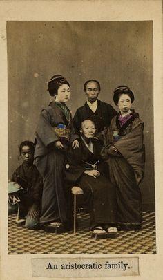 Felice Beato photogrpaher - late 18th century Japan