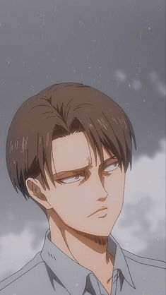 Otaku Anime, Anime Guys, Manga Anime, Anime Art, Aot Wallpaper, Anime Wallpaper Phone, Wallpaper Wallpapers, Attack On Titan Fanart, Attack On Titan Levi