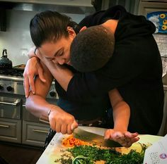 Steph and Ayesha (I am so done right now! This is so cute❤❤❤❤)