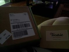 Treatsie and goodies July boxes