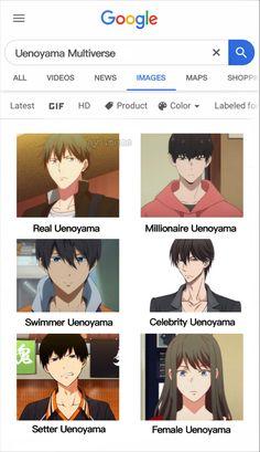 Anime Meme, Anime Ai, Fanarts Anime, All Anime, Kawaii Anime, Anime Guys, Manga Anime, Anime Naruto, Haikyuu Anime
