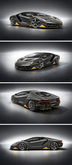 Lamborghini Centenario 2017 Luxury World Cars - Cars of the day, everyday is the car day! Your daily source of luxury cars. Carros Audi, Huracan Lamborghini, Maserati, Ferrari, White Lamborghini, Lamborghini Concept, Luxury Sports Cars, Sexy Cars, Supercars