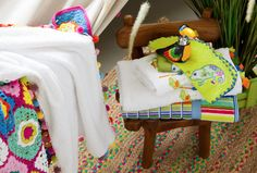 Zara Home New Collection Zara Home Kids, Zara Home Collection, Textiles, Fashion Room, Home Accessories, Duvet Covers, Kids Room, Blanket, Chair