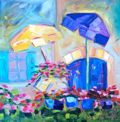 Original Oil Painting Fine Art by Rebecca by rebeccacroftstudios, $128.00